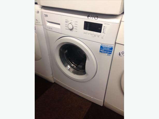 BEKO LCD DISPLAY 7KG WASHING MACHINE0