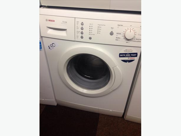 BOSCH 6KG WASHING MACHINE2