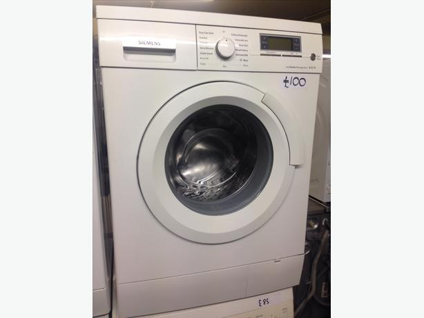SIEMENS 6KG WASHING MACHINE0
