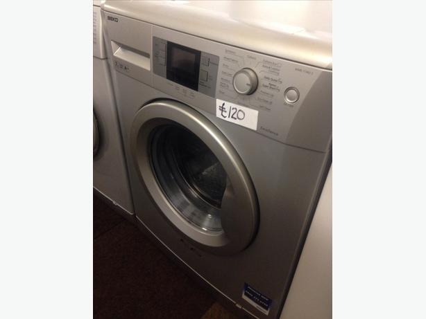 BEKO 7KG WASHING MACHINE SILVER0