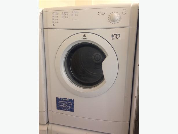 INDESIT 6KG VENTED DRYER2