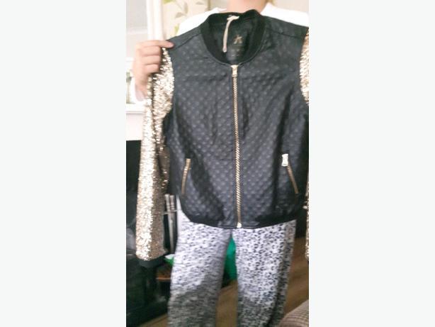 size 10 jacket