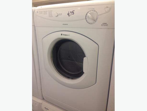 HOTPOINT 6KG VENTED DRYER02