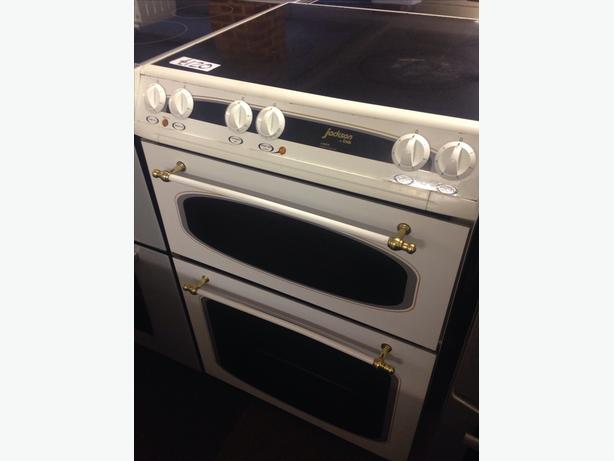 CREDA JACKSON 60CM FAN ASSISTED ELECTRIC COOKER