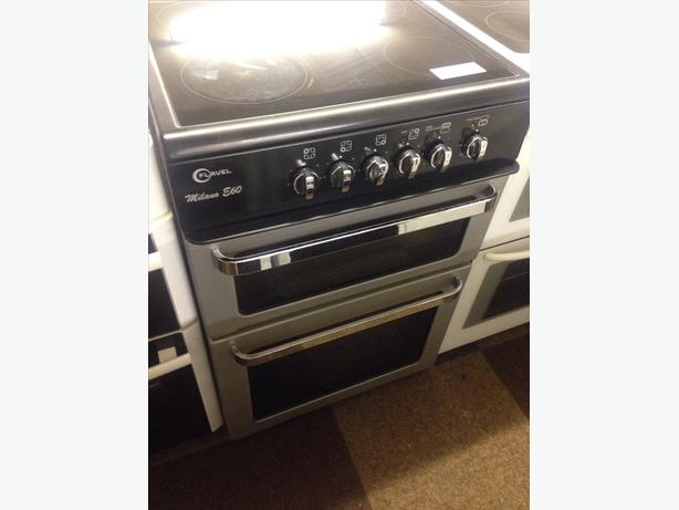FLAVEL 60CM FAN ASSISTED ELECTRIC COOKER