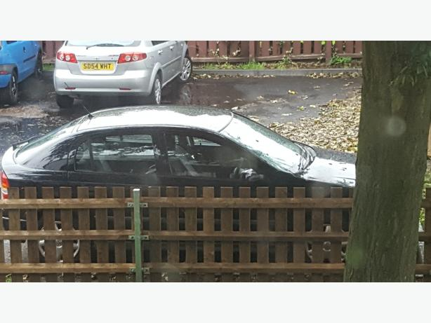 03 plate mint astra vauxall