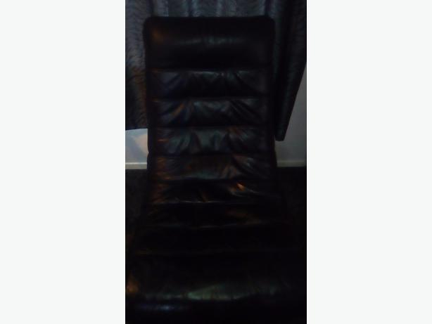 Black Rocket Racing Chair £45 OVNO