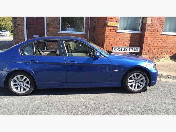 BMW 318D 4 Door Saloon