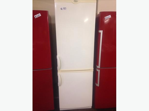 WHIRLPOOL FRIDGE FREEZER010