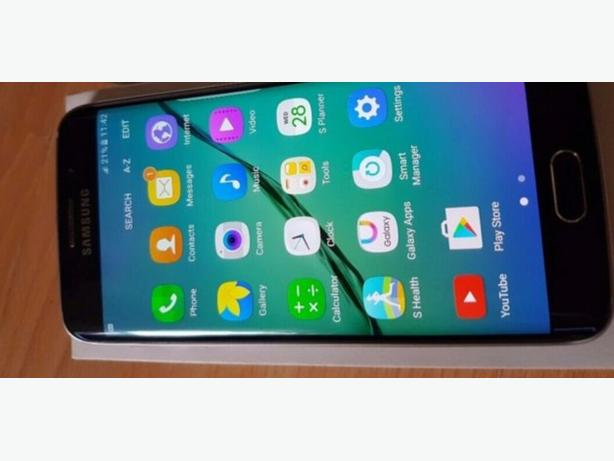 MINT Samsung galaxy s6 edge