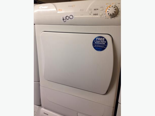 CANDY 8KG CONDENSER DRYER001
