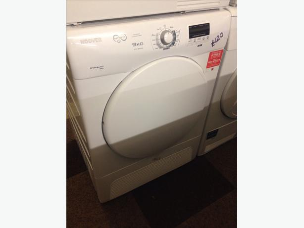 HOOVER 9KG CONDENSER DRYER22