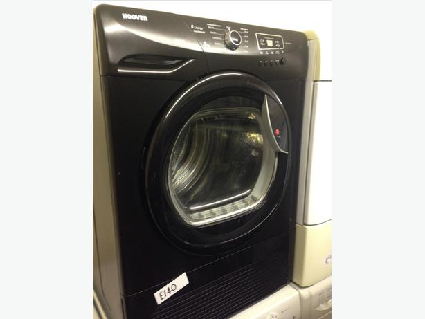 BLACK HOOVER 8KG CONDENSER DRYER02