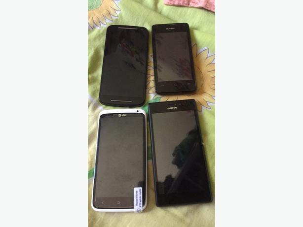 Htc Samsung Sony Xperia Moto