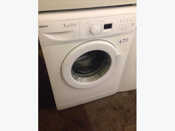 BEKO 7KG WASHING MACHINE012