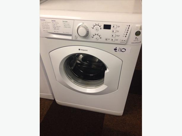 HOTPOINT 7KG WASHING MACHINE022
