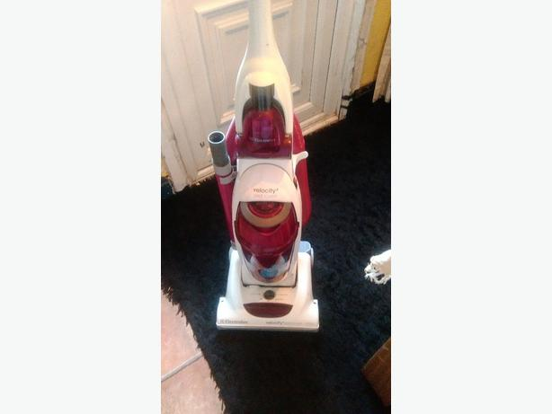 upright electrolux hoover