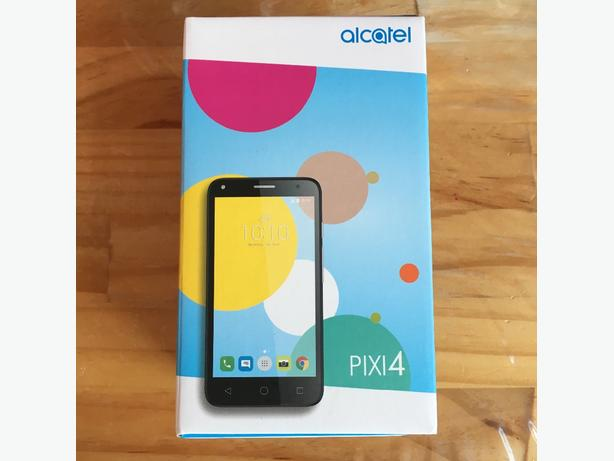 Alcatel Pixi 4 Unlocked Sealed Box