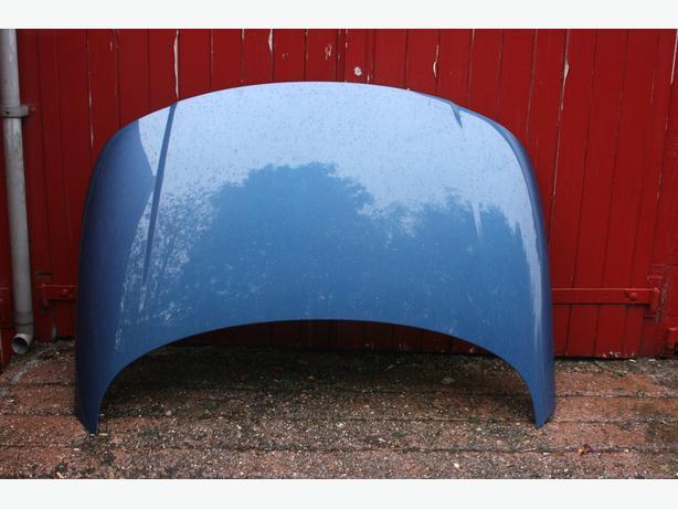 MK1 AUDI TT 1.8T BONNET IN LZ7K GLACIER BLUE 1998-2006 (Fits: Audi TT 2002)