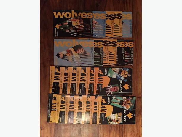 Wolverhampton Wanderers programmes