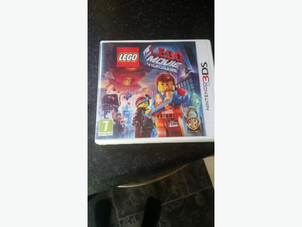 lego movie video game 3ds
