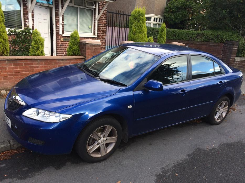 mazda 6 for sale 57 plate long mot wolverhampton wolverhampton. Black Bedroom Furniture Sets. Home Design Ideas
