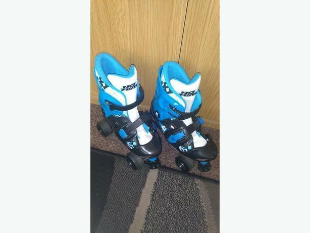 ## adjustable roller skates fits size 1-4