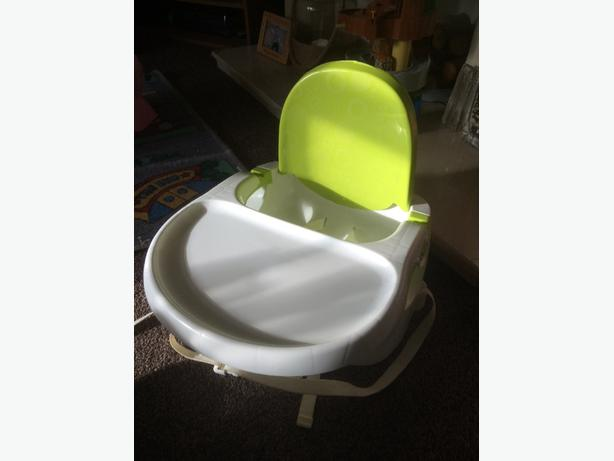 fisher price high chair booster seat