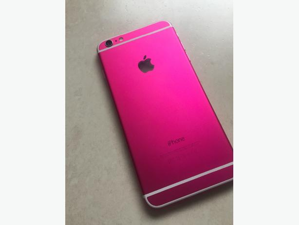 iphone 6plus on vodafone lebara pink edition