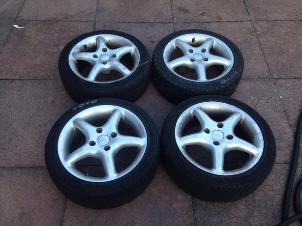 15 inch alloy wheels all for £50