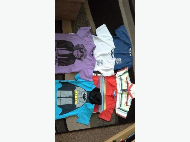 ## boys clothes bundle age 4-5 years