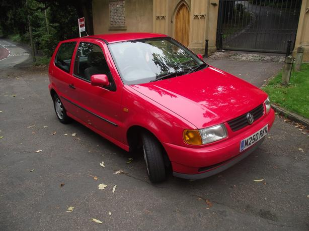 1995 VW POLO 1.3 3DR HATCH LOW MILEAGE
