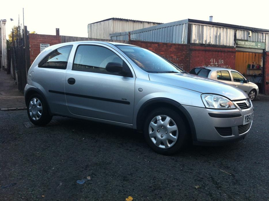 Corsa C Swap >> corsa 1.o petrol 9 months m.o.t mint condition SANDWELL, Sandwell