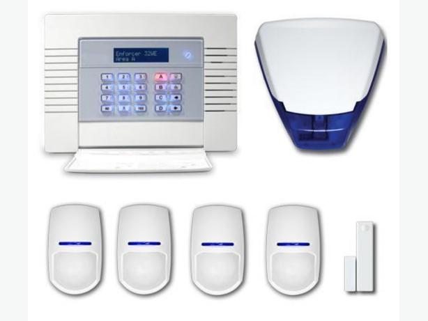 WIRELESS BURGULAR HOUSE ALARMS