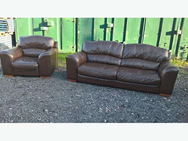 Huge Dfs 3 1 Seater Sofa Set Delivery Brierley Hill Wolverhampton