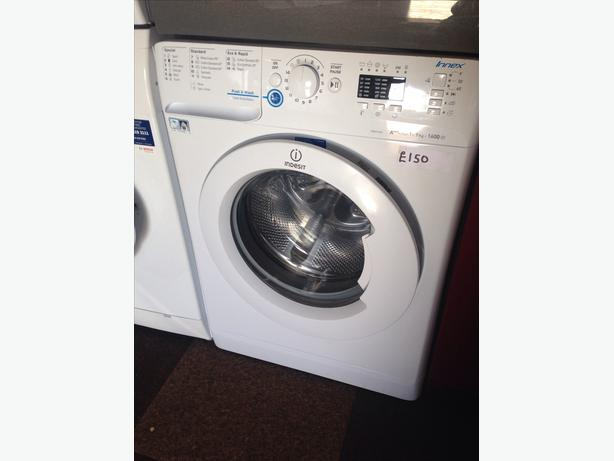 INDESIT 1-9KG WASHING MACHINE038