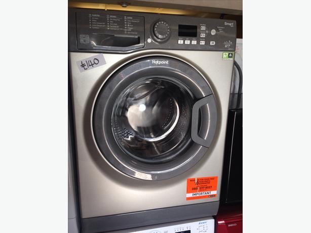 HOTPOINT 1-7KG A++ CLASS WASHING MACHINE