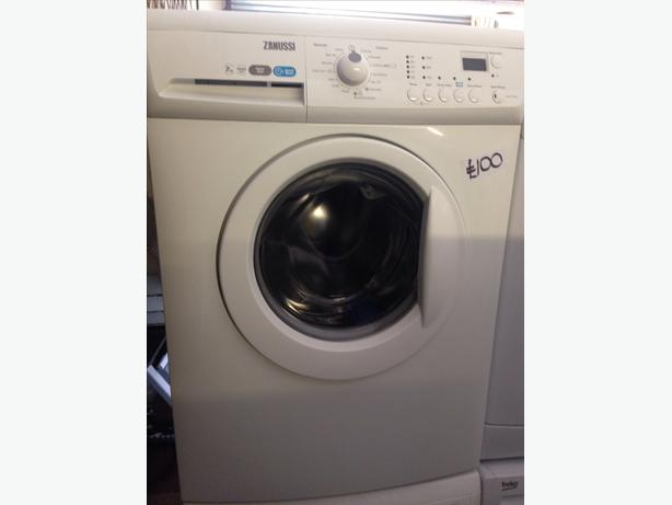 ZANUSSI 7KG WASHING MACHINE