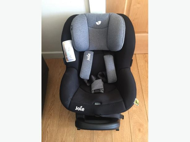 joie i-anchor advance car seat & isofix base