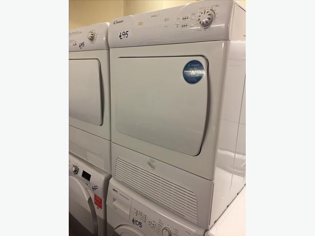 GREAT CONDITION HOOVER CONDENSER DRYER - WITH GUARANTEE