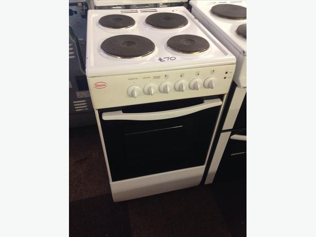 SWAN 50CM SINGLE CAVITY ELECTRIC COOKER