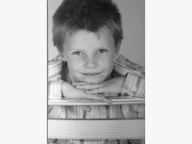 Free 10x8 Print with Baby and Childrens Portraits @ Home with every order.