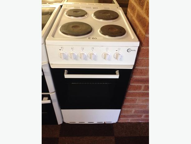 FLAVEL 50CM SINGLE CAVITY ELECTRIC COOKER