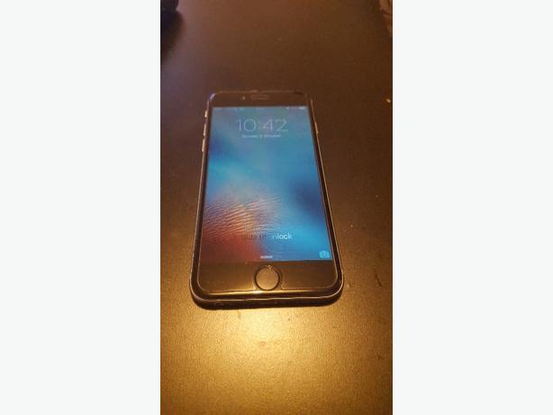 Apple IPhone 6 unlocked 16gb space gray