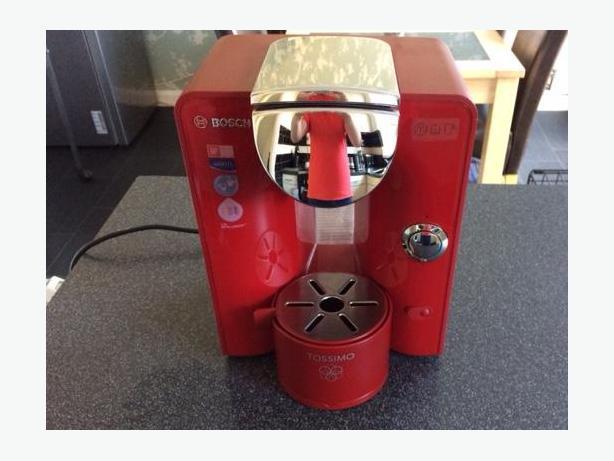 TASSIMO CHARMY T55 COFFEE MACHINE
