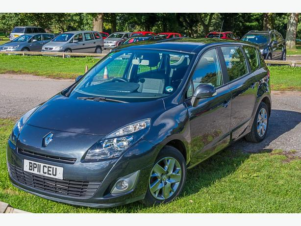 Renault Grand Scenic EXPRESSION DCi 1.5 Diesel 2011 AUTOMATIC