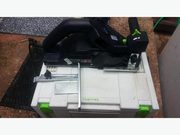 Festool HL 850 EB-Plus 240v Planer in Systainer