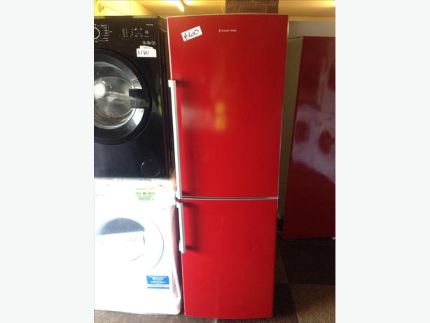 RUSSELL HOBBS FRIDGE FREEZER012