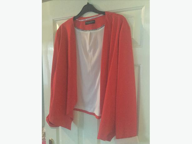Ladies New look jacket size 18