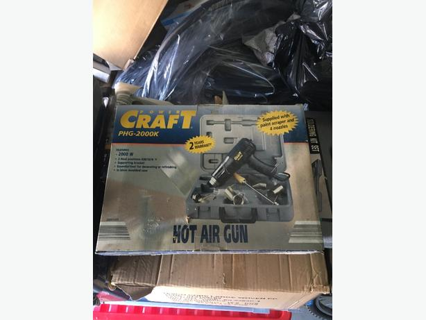 powercraft hot air gun